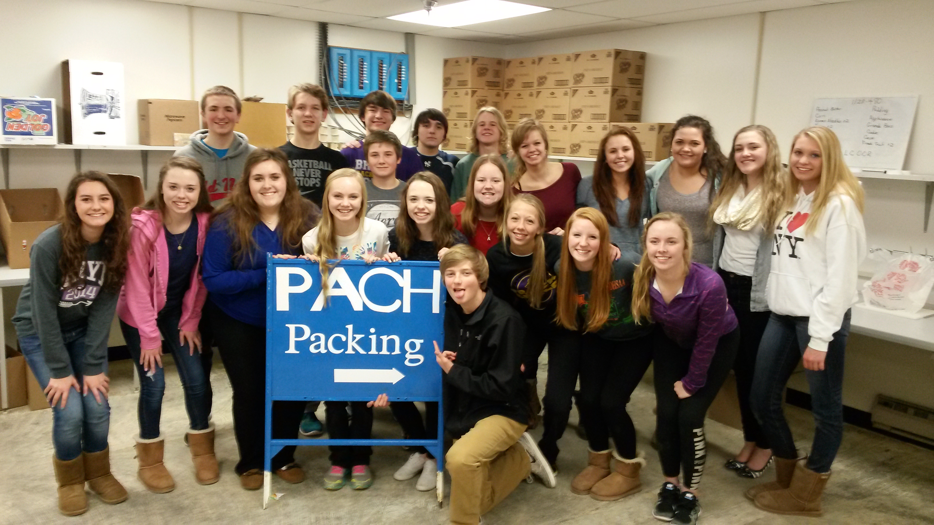 Watertown PACH program