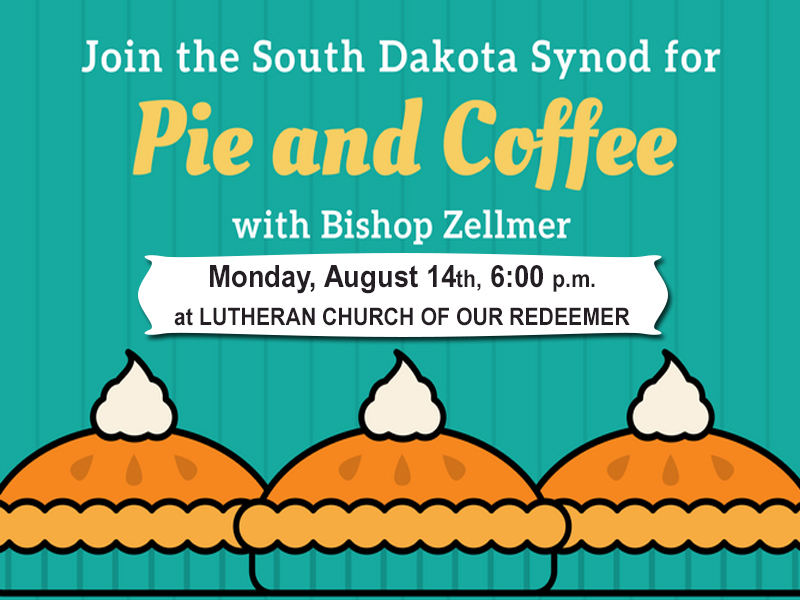 Pie with the Bishop 2018