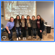Feed My Starving Children Project